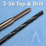 2-56 Tap and Drill Set