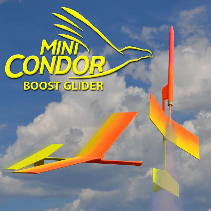 Mini-Condor Boost Glider