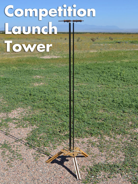 Apogee Competition Launch Tower