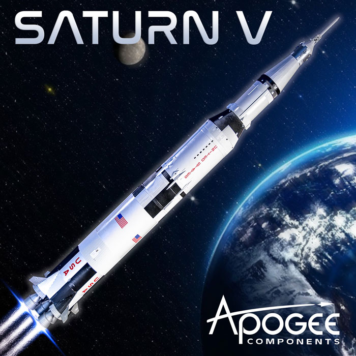 Saturn V - 1/70th Scale