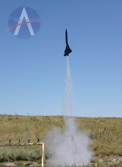 FireFox-SHX launch.