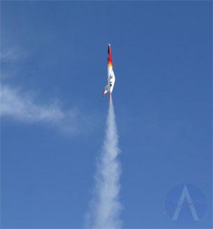 LexxJet launch.