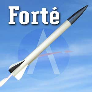 Forté High Power Rocket