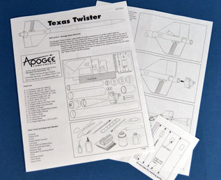 ab rocket twister assembly instructions