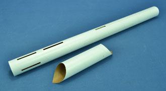 Johnny Star Commander Laser Cut Tubes