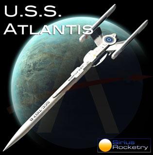 Refit U S S  Atlantis