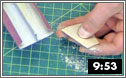 I.T.S. - Sanding the Fin Airfoil and Sealing The Balsa Wood